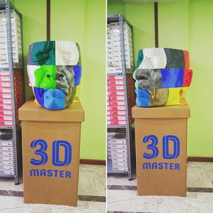 Something we liked from Instagram! #Craftbot ile parça parça birleştirerek yaptığımız yüz figürü #3dmaster #3d #3dprinter #3dprinting #3dprinted #3dprint #3dbaskı #3boyutlubaskı #3b #tasarım #sanat #art #mimari #dekor #dekorasyon #face #yüz #3dface by master.3d check us out: http://bit.ly/1KyLetq