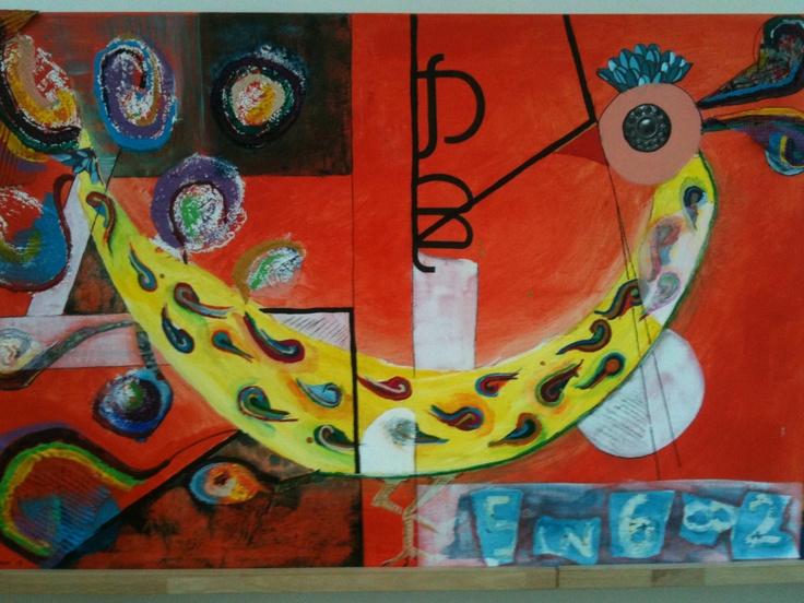 25 beste afbeeldingen van karin 39 s werken te koop - Associatie van kleur e geen schilderij ...