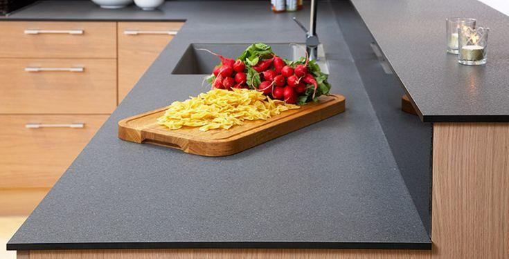 Skræddersyede bordplader - PFP leverandør af bordplader - Kompaktlaminat