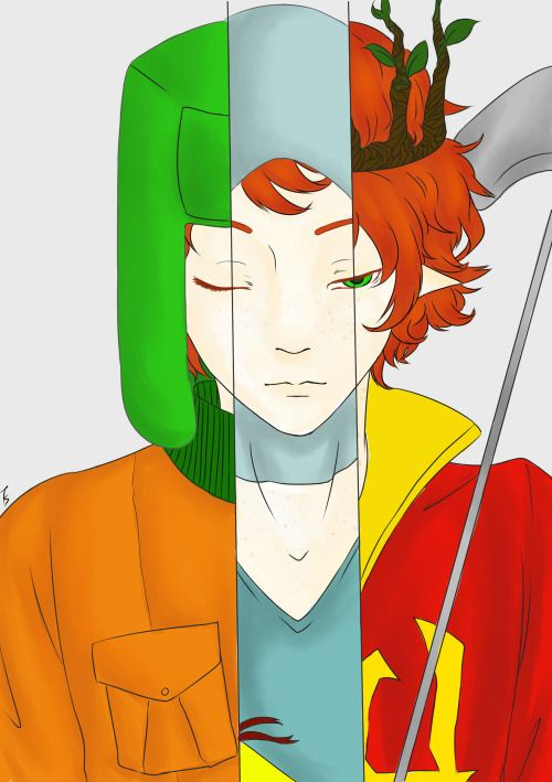Kyle Broflovski | Human Kite | High Jew Elf King | Fractured but Whole | Stick of Truth | South Park