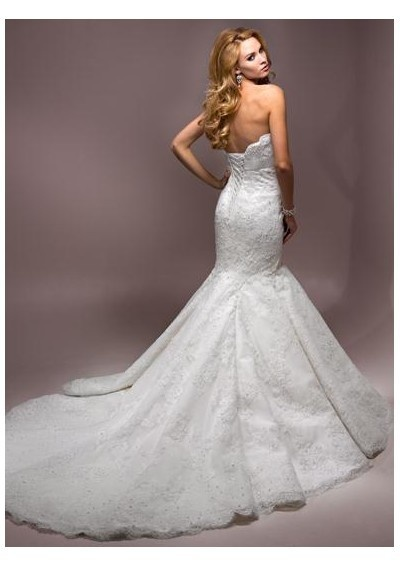 beautiful: Dresses Wedding, Lace Wedding Gowns, Wedding Dressses, White Wedding Dresses, Mermaids Wedding Dresses, Lace Wedding Dresses, Bridal Gowns, Lace Dresses, Wedding Dresses Style