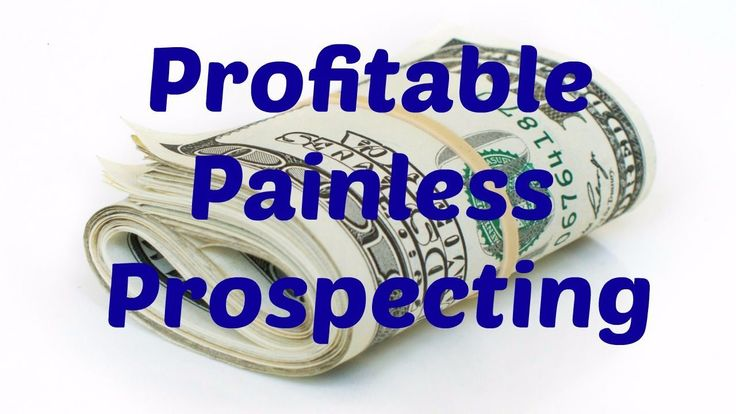 Easy Ways to Make Prospecting Fun and Easy prospecting. sales prospecting, sales prospects