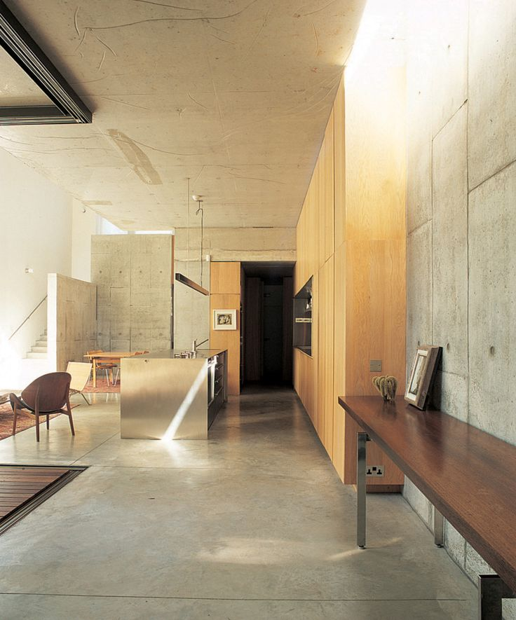 Kander House / Jamie Fobert Architects