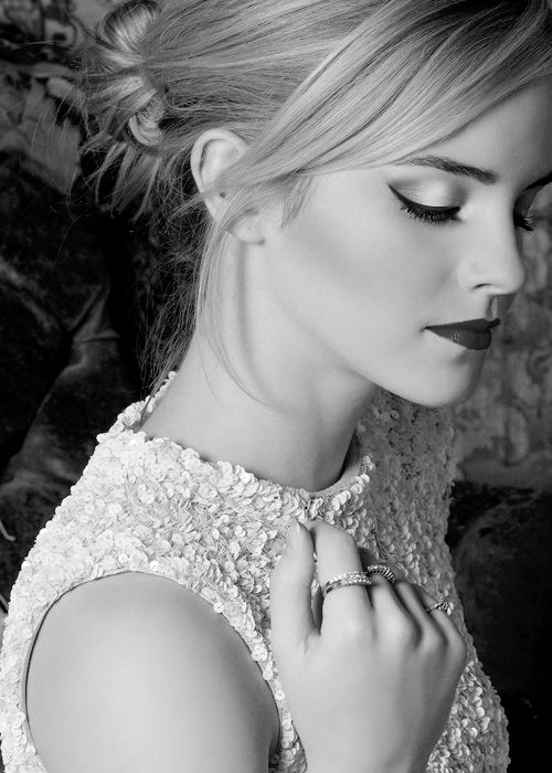 Emma. She looks so perfect.