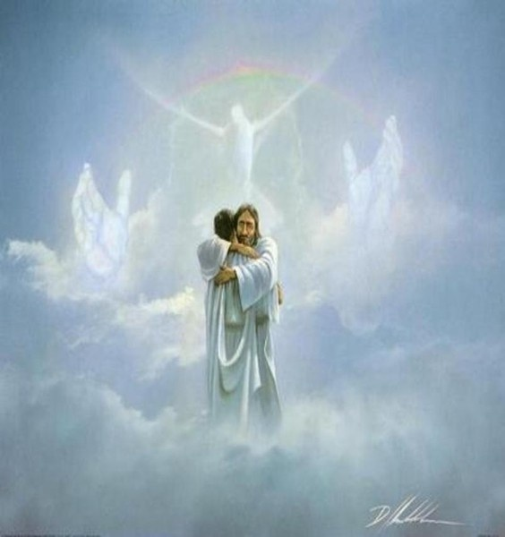 i love you jesus creation by gods the heavens the