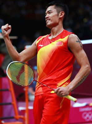 Badminton, the best sport in the world!