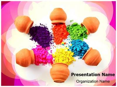 30 Best Images About Indian Culture Powerpoint Templates On Pinterest Holi Celebration Ppt