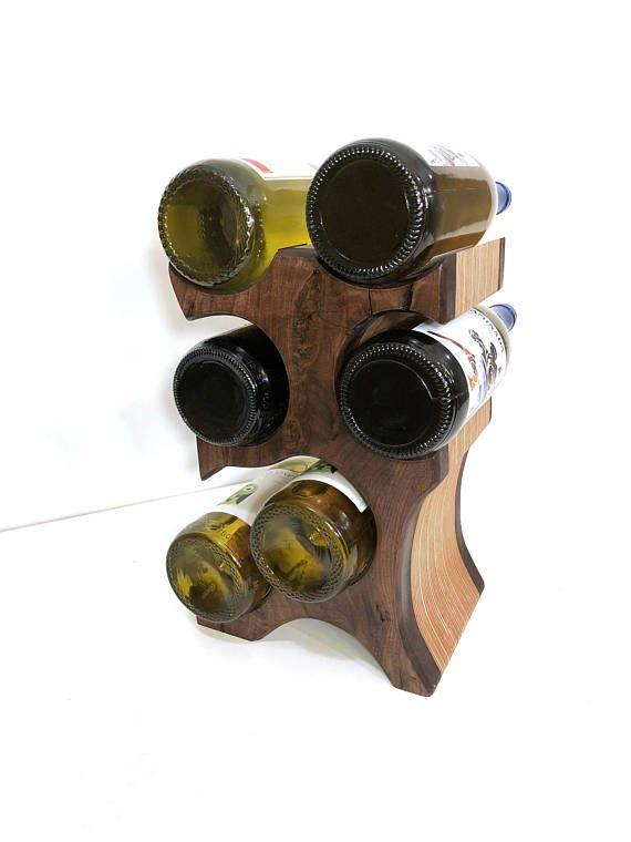 Pin On Wood Wine Racks