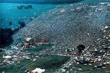 Woodstock Music Fair. 1969