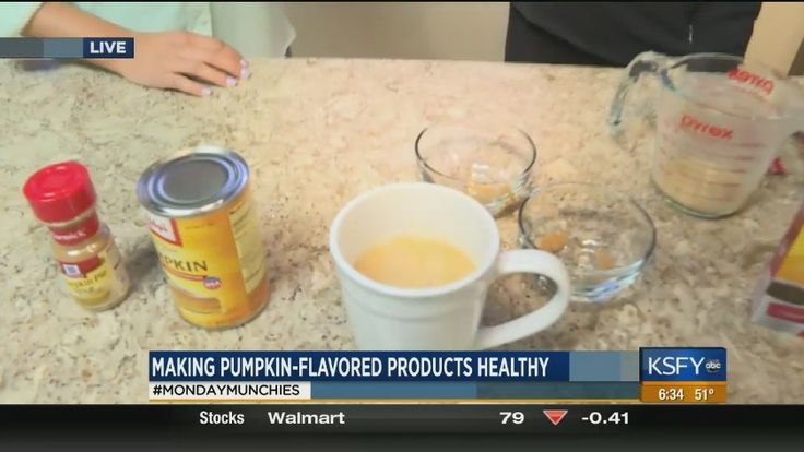 It's that time of year when pumpkin spice-flavored products take over the shelves at the grocery store. A coach at Profile by Sanford talks about some ways to make it healthy.