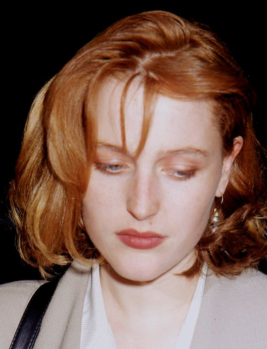 I'll Show You Later — qilliananderson: Gillian Anderson 1994.