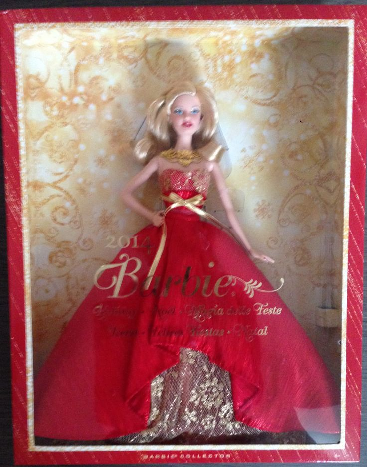 Barbie 2014 - Chez Laëtitia