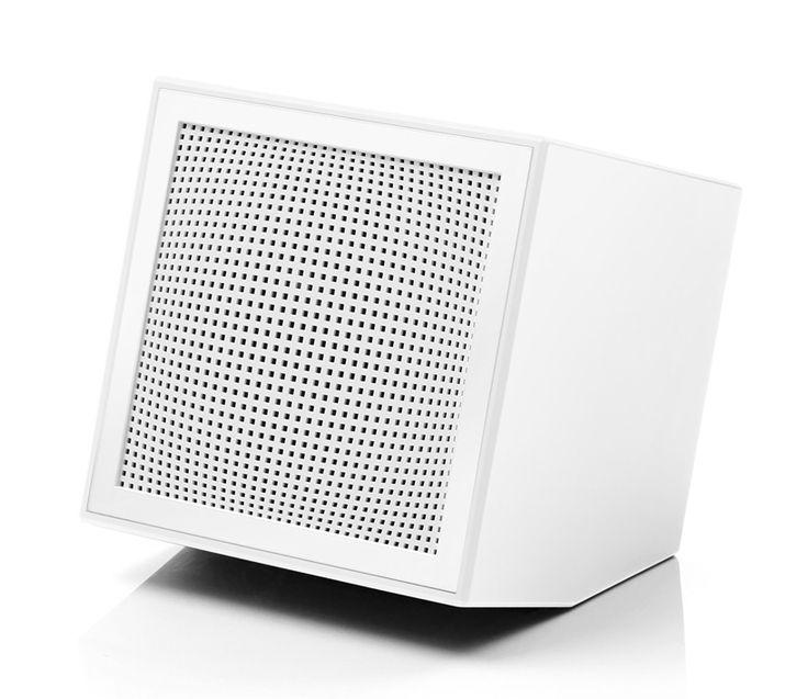 joe doucet - prism speaker    http://www.designboom.com/design/prism-speaker-by-joe-doucet-for-lexon/