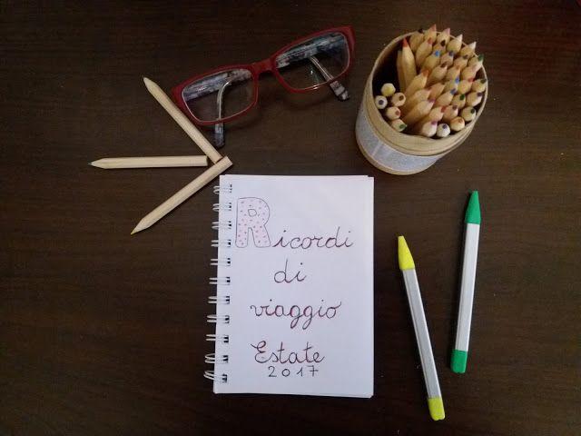 Accidentaccio: Ispirazioni&Co.31 - Ricordi: Il quaderno dei Ricordi di Viaggio + SWAP di cartoline
