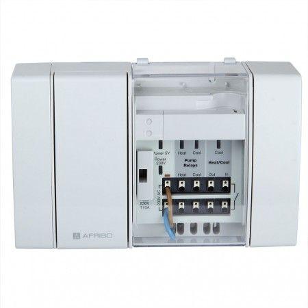 Marvelous AFRISO Smart Home CosiTherm Basismodul BM Die Einzelraum Temperaturregelung CosiTherm Funk