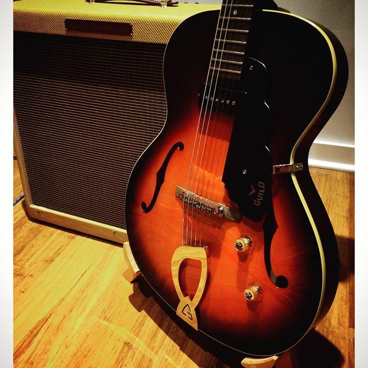 Guild Guitars The new T-50 Slim