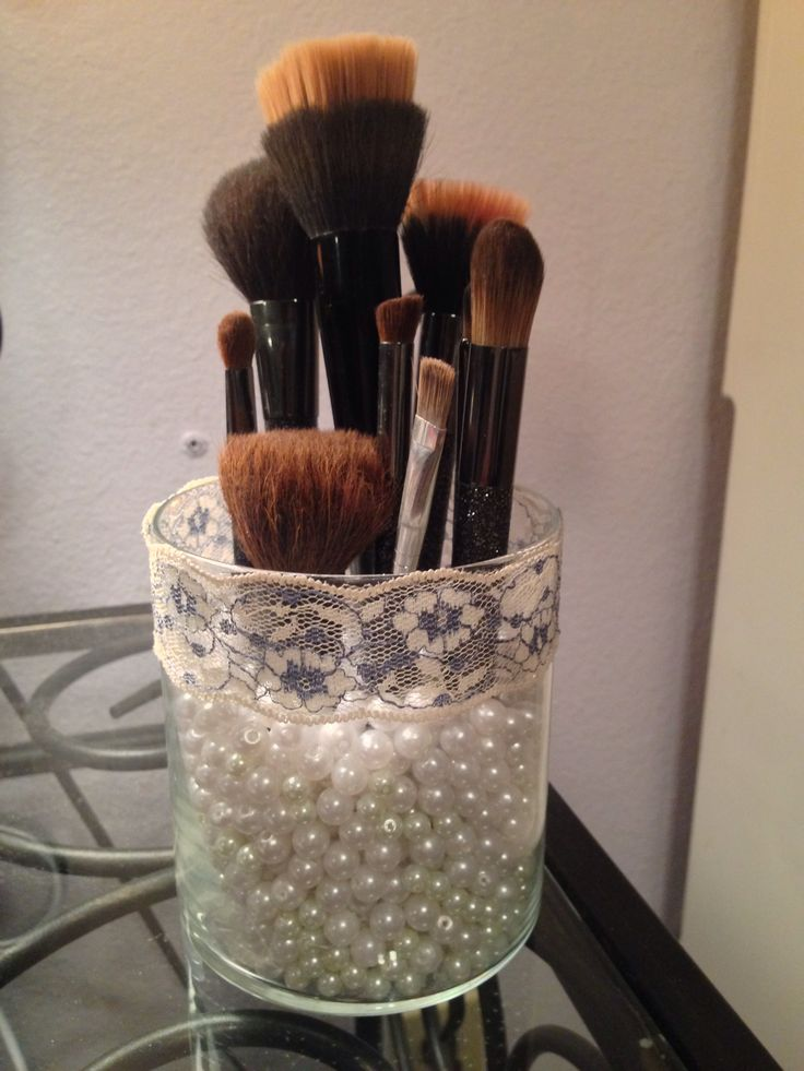 17 Best ideas about Makeup Brush Holders on Pinterest ...