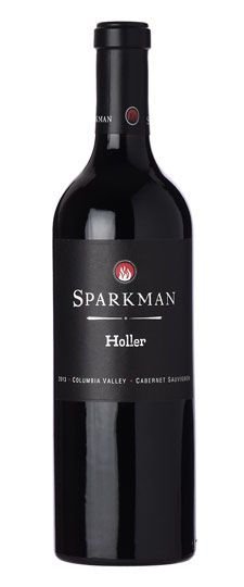 Sparkman Cabernet Sauvignon Columbia Valley Holler 2013 - #21 Wine of 2016 - 94 points $32