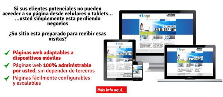 Diseño de páginas web en Medellín | Puntos y Líneas Publicidad