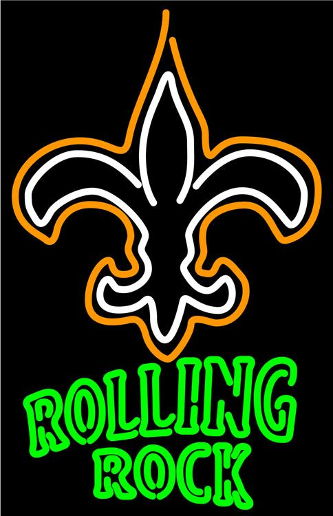78 best images about Rolling Rock with NFL Neon Signs on