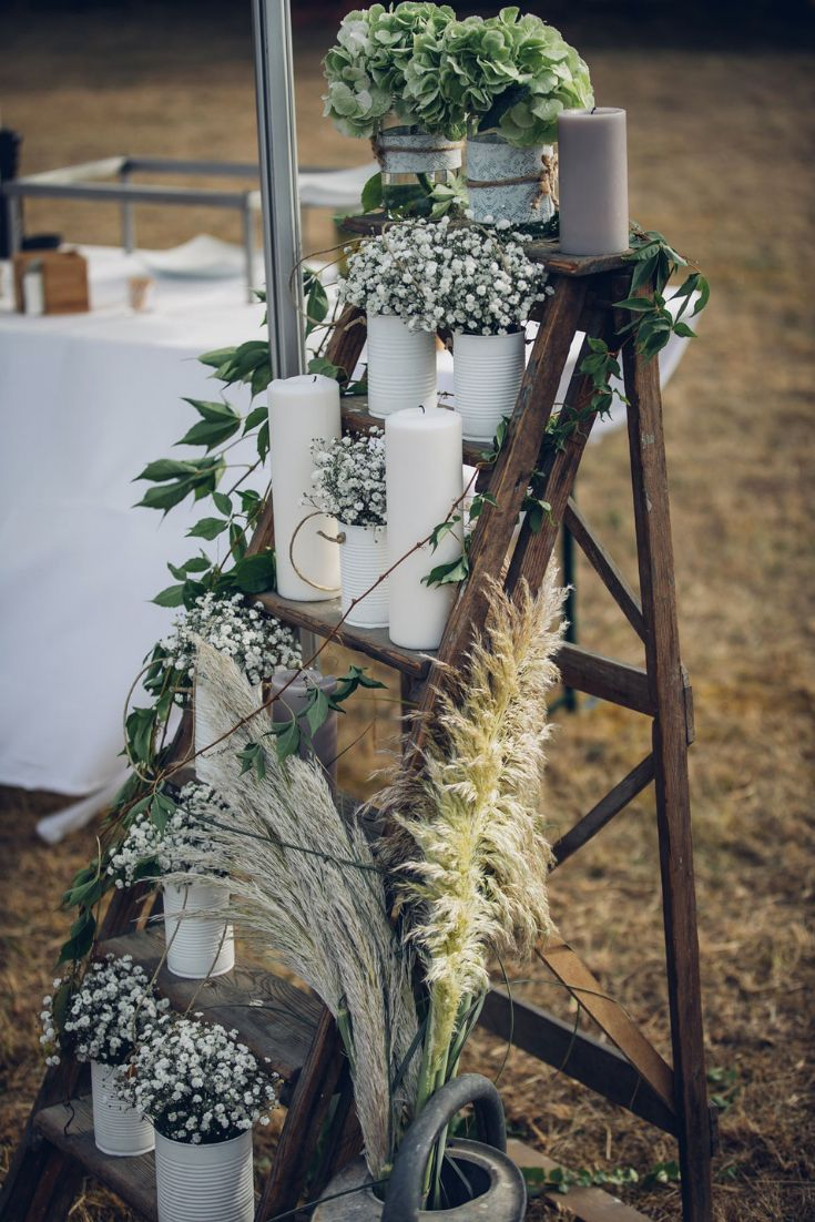Timing of the wedding decoration: accomplish everything in time