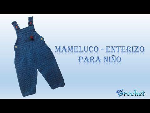 Crochet : Guantes o Manoplas para Bebes (0 a 3 meses) - YouTube