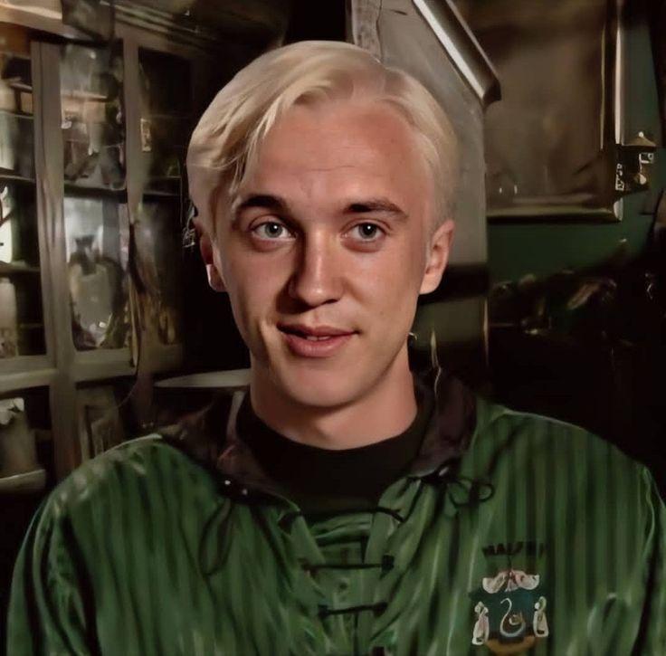 draco malfoy   Draco malfoy, Harry potter draco malfoy