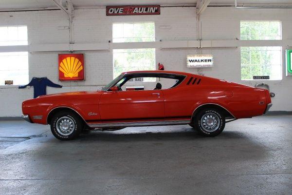 1969 Mercury Cyclone GT hot rat street rod s code big block custom project race fast back cobra charger