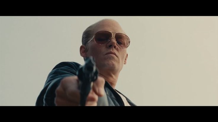 BLACK MASS - Official Trailer #1 (2015) Johnny Depp Action Drama Movie HD. Like no Johnny I've ever seen before!