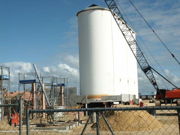 Silos in Bunbury I audited to help approve to turn into housing, back about 10years ago.