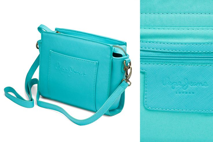 #accessories #bag #pepe #pepejeans #minitas #acqua #summer
