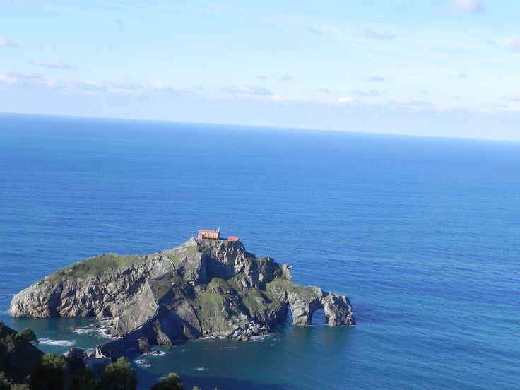 San Juan de Gaztelugatxe...Rocadragón Euskadi