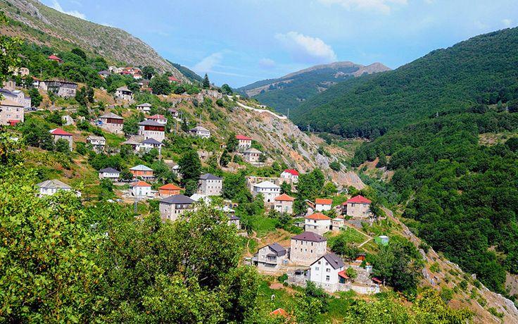 Galiçnik Makedonija