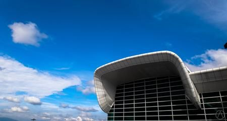the airport Photo by alfred chaniago — National Geographic Your Shot