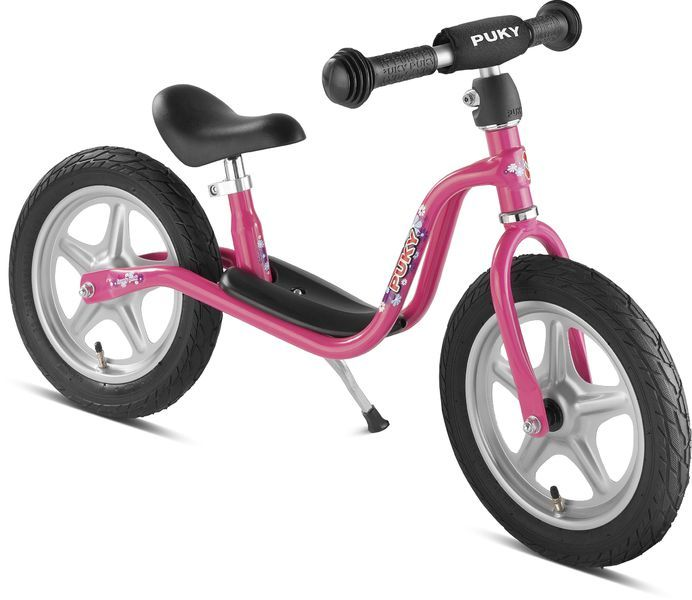 Puky LR 1L Springcykel - Rosa