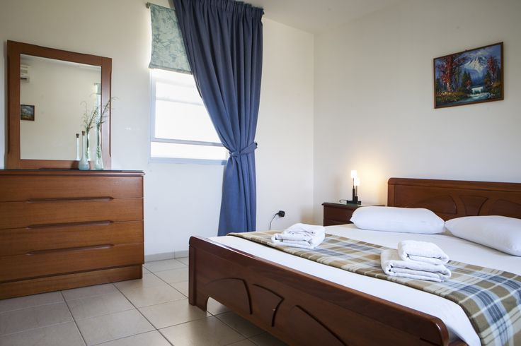 Re-energize in our fresh apartments and wake up every morning from the sound of the birds!