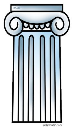 Greek Columns For Kids