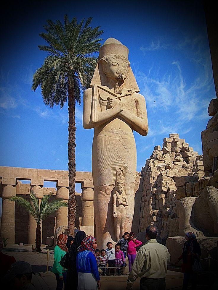 Karnak Temple, Luxor , Egypt