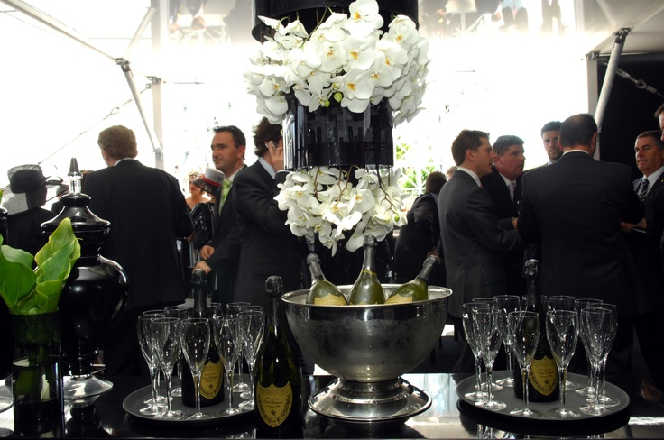 Melbourne Cup Day 2006 - Lexus Marquee