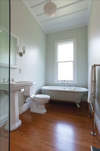 perrin rowe bathroom in nickel finish private residence nz bathroom gallery - Bathroom Design Ideas Nz