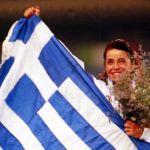 Βούλα Πατουλίδου. Πριν από 25 χρόνια στη Βαρκελώνη, χρυσό και εθνικός ύμνος για την Ελλάδα βρε γαμώτο…