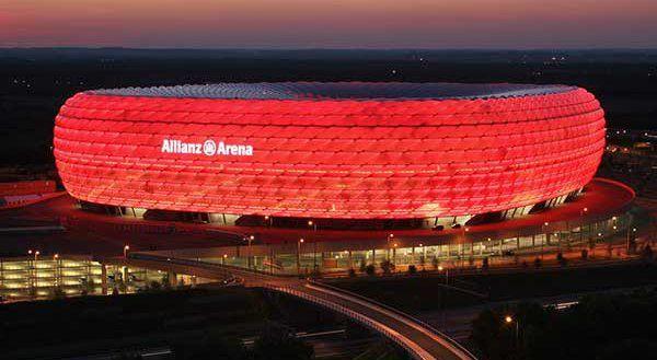 Allianz Arena Munich - Champions League Final 2012