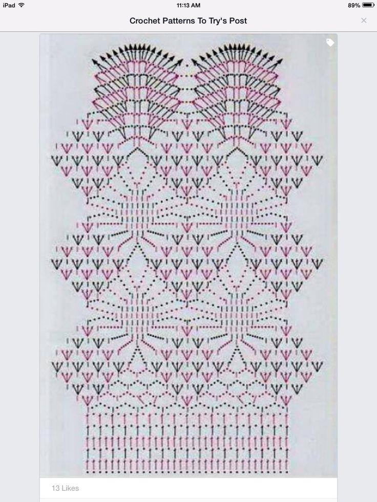 50 o más mejores imágenes en Aprendiendo a tejer en Pinterest ...