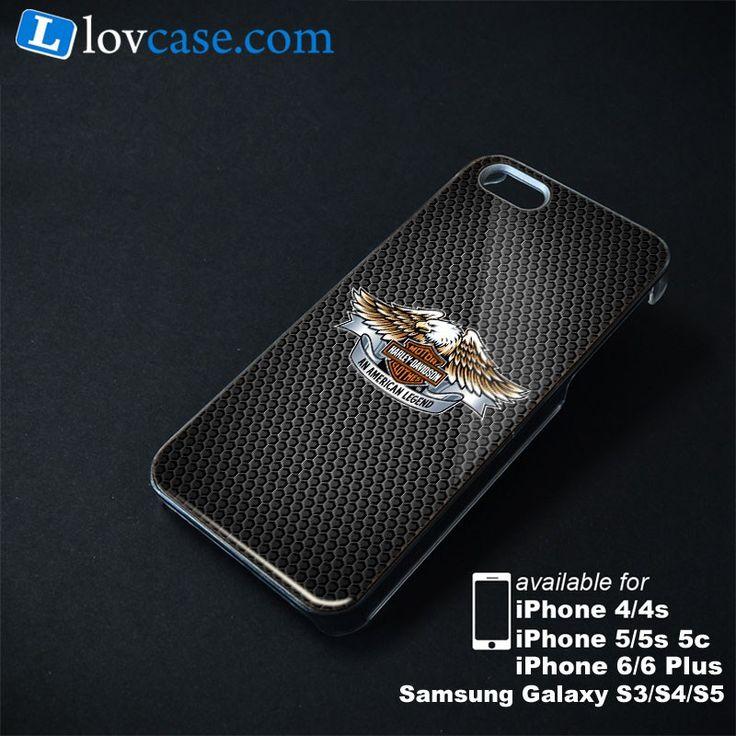 http://www.lovcase.com/product/harley-davidson-eagle-logo-honeycomb-motif-phone-case-apple-iphone-44s-55s-5c-6-6-plus-samsung-galaxy-s3-s4-s5-s6-s6-edge-s7-s7-edge-hard-case/ #AppleiPhoneCase #SamsungGalaxyCase #Lovcasecom