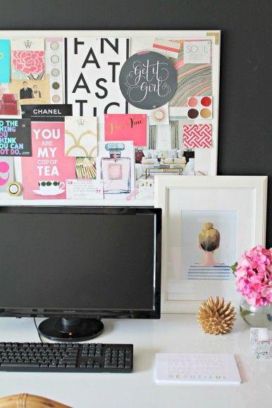 Dress Up Your Desk   CASA & Company