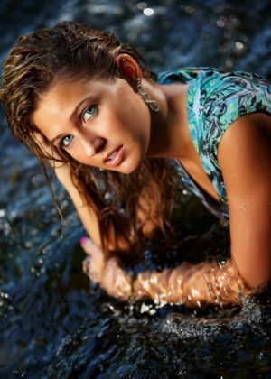 waterfall senior pictures | Senior Pictures in Indianapolis Indiana | Mike Turner Photography ...