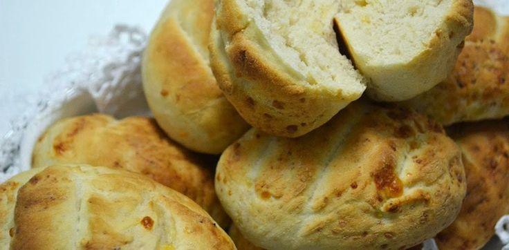 Varomeando: Panecillos de jamón y queso