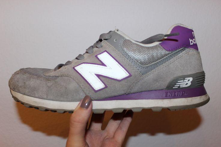 Mein New Balance grau/lila von New Balance! Größe 40 für 20,00 €. Sieh´s dir an: http://www.kleiderkreisel.de/damenschuhe/turnschuhe/136146287-new-balance-graulila.