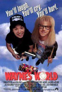 Wayne's World (1992) Poster