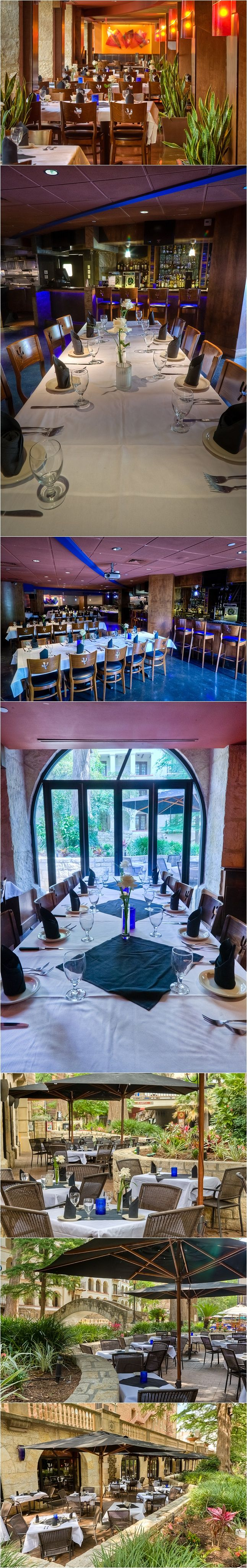 Small weddings in san antonio - Great Restaurant Located On The River Walk Great For Rehearsal Dinners And Intimate Receptions Via San Antonio Weddings